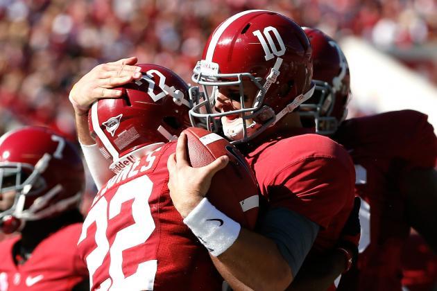College Football Rankings 2012: Top Teams on Upset Alert in Week 14