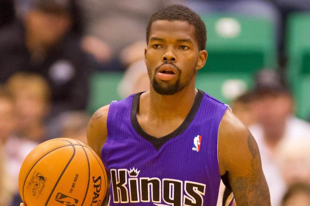 Kings Guard Aaron Brooks Fined for Throwing Mouthpiece into Stands