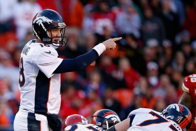 Peyton Manning: Broncos QB Set to Lead Lots of Fantasy Teams to Championships