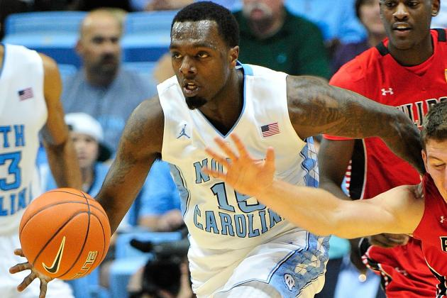 UNC's P.J. Hairston Hurt in Practice, Won't Play Versus IU