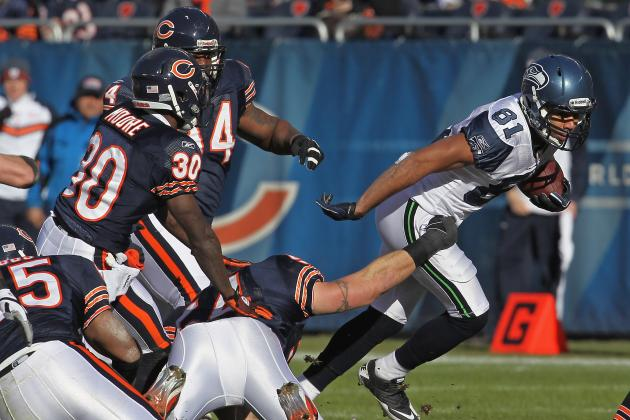 Chicago vs. Seattle:  Analyzing the Seahawks Offense for Week 13