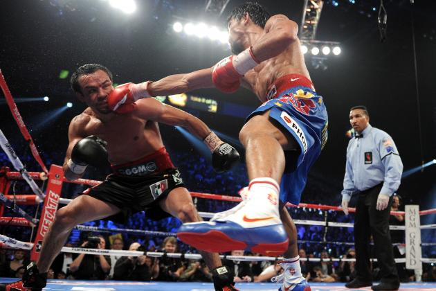 Pacquiao vs. Marquez 4: Keys to Total Domination for Pac-Man and Dinamita
