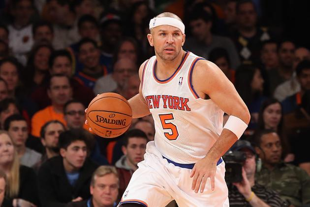 Jason Kidd Injury: Updates on Knicks PG's Back
