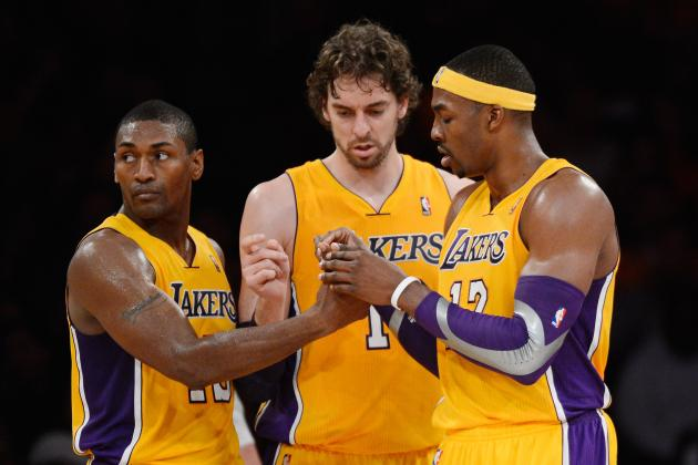 Lakers Rumors: LA Wise to Have Zero Interest in Trading Pau Gasol for Stoudemire