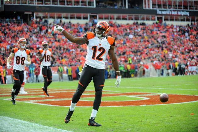 Is Mohamed Sanu the Cincinnati Bengals Best Rookie?