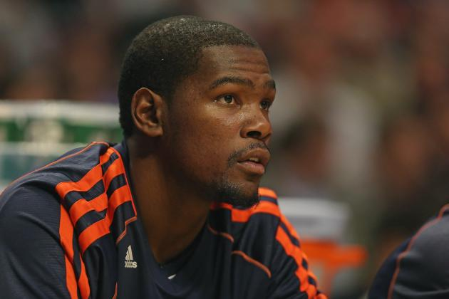 Kevin Durant Shows the Way in Hip-Hop Hit 'Tha Formula'