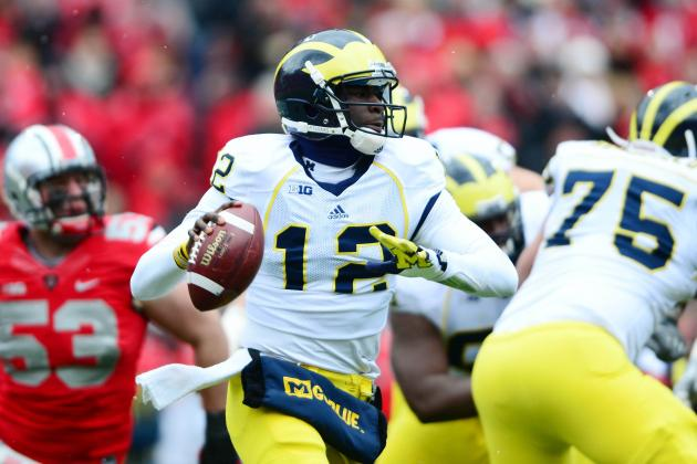 Michigan Football: Wolverines Will Benefit from 2 More Years with Devin Gardner