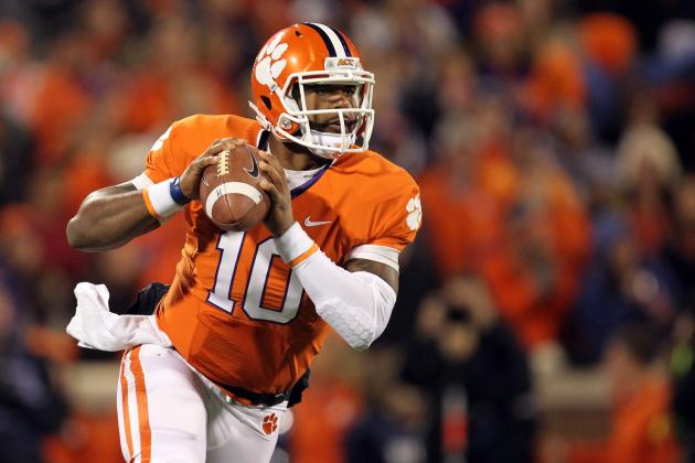 Tajh Boyd, Andre Ellington Headline 2012 All-ACC Team