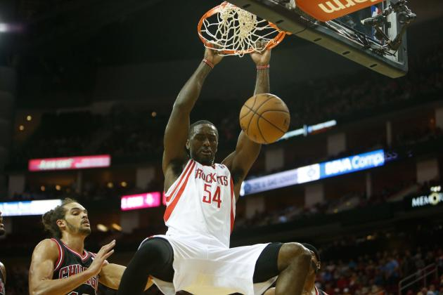 Patrick Patterson Receives Flopping Warning from NBA
