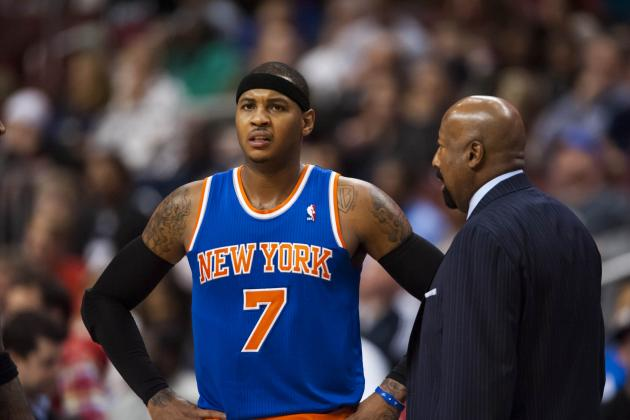 Projecting the New York Knicks' Most Likely Playoff Seed