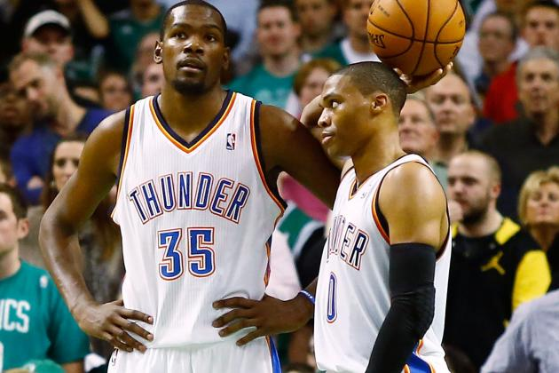 NBA Gamecast: Bobcats vs. Thunder