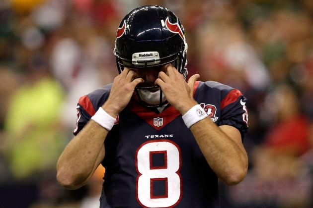 Whiny Houston Texans Should Shut Up, Just Focus on Super Bowl Run