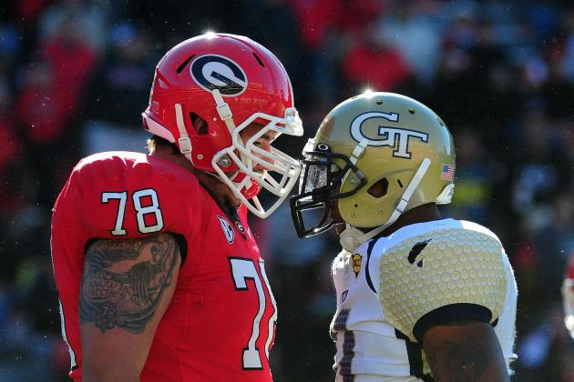 SEC Championship 2012: Georgia Has More Talent, but More Uncertainty
