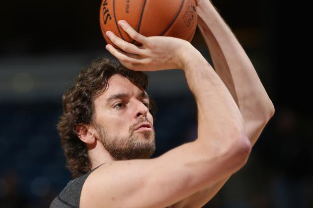 Can Pau Gasol Find His Rhythm in Mike D'Antoni's System?