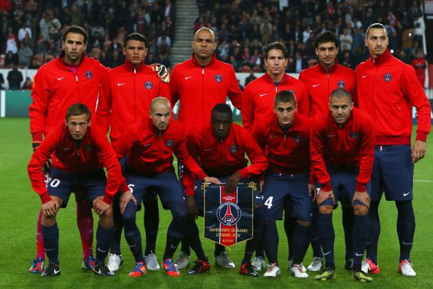 PSG Continues to Be Collection of Individuals Rather Than a Team