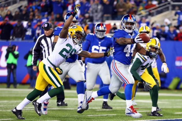 How Do the New York Giants Fit in to the NFL Playoff Picture After Week 12?