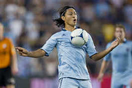 Sporting KC's Roger Espinoza Heading to English Premier League