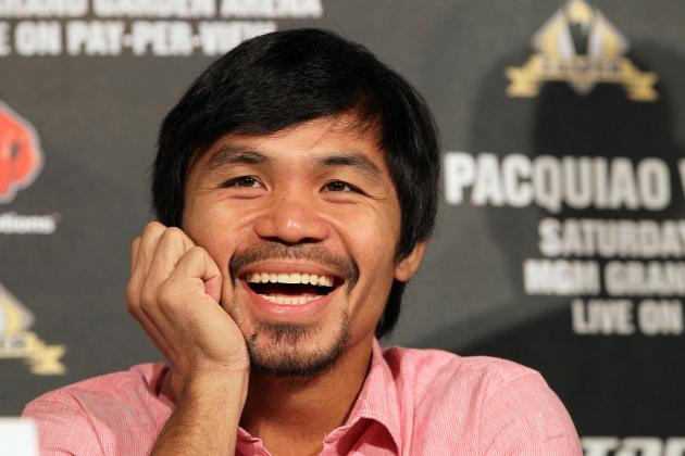Manny Pacquiao: Analyzing What Makes Pac-Man a Controversial Boxing Star
