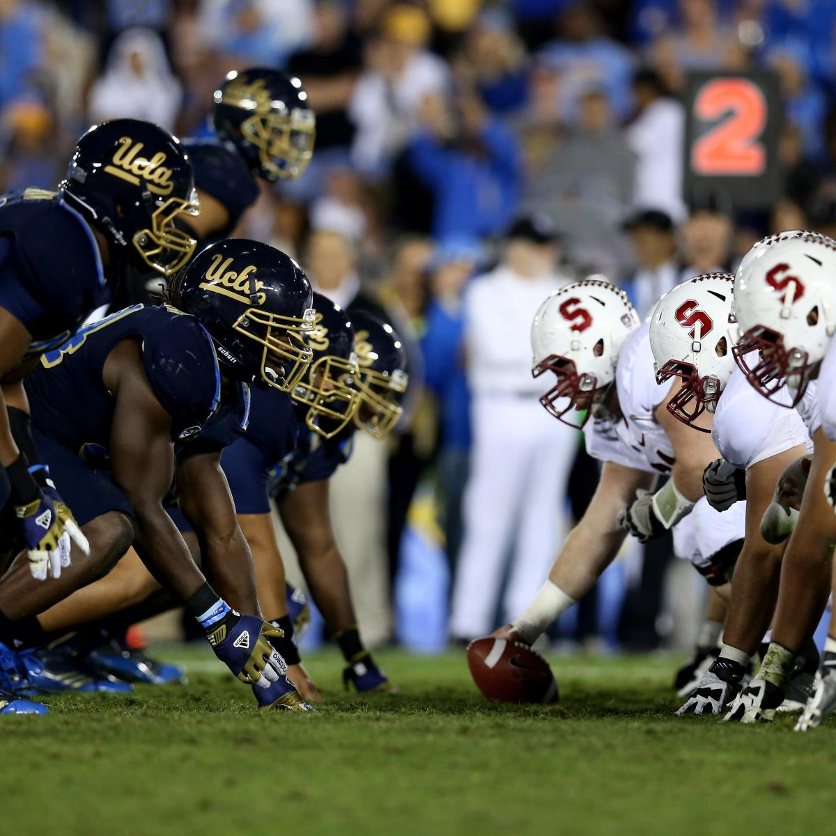 Photo Gallery Ucla Vs Cal: Pac-12 Championship 2012: UCLA Vs. Stanford TV Info