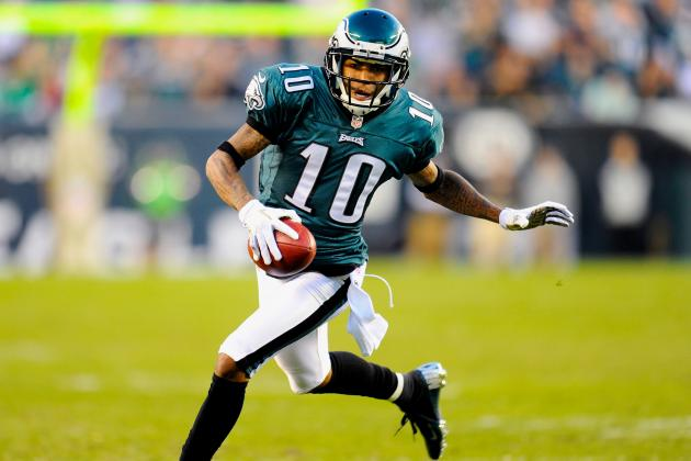 DeSean Jackson Injury: Latest Updates on Eagles WR's Collarbone