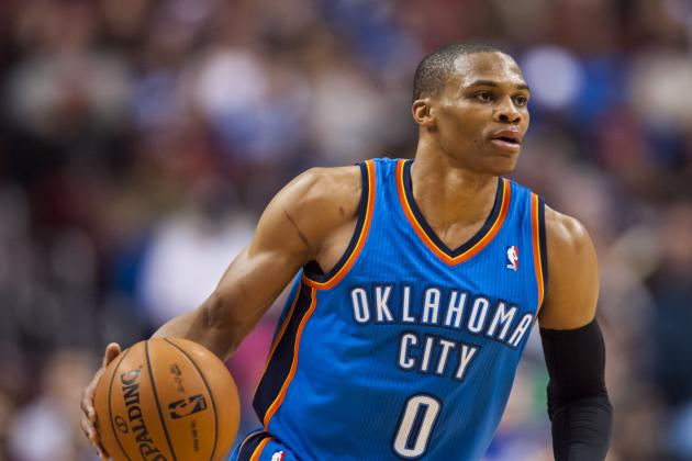 Video: Thunder's Russell Westbrook Goes Boom