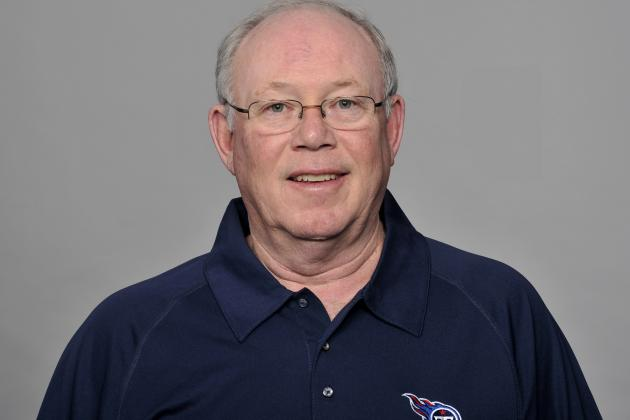 Titans Have Fired O-Coordinator Chris Palmer