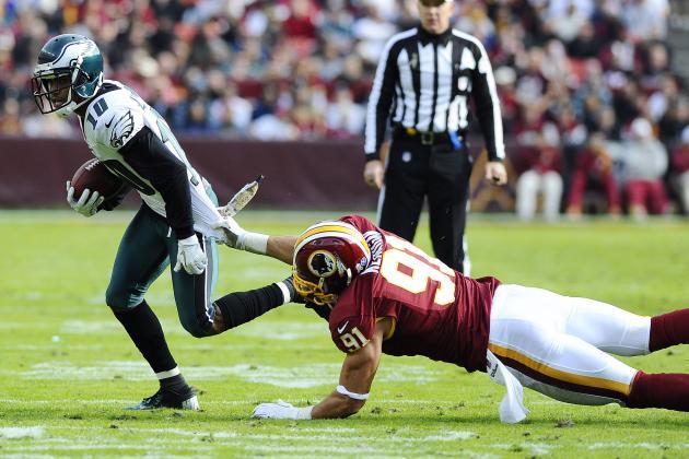 What DeSean Jackson's Injury Means for Philadelphia Eagles, Fantasy Owners