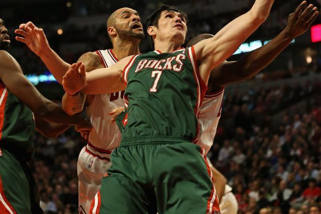Bucks Beat Bulls 93-92