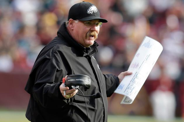 Eagles Must Fire and Replace Andy Reid, but Chip Kelly Bid Is Just a Pipe Dream