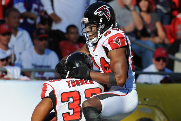 Atlanta Falcons Make Much-Needed Changes in Short-Yardage Running Game