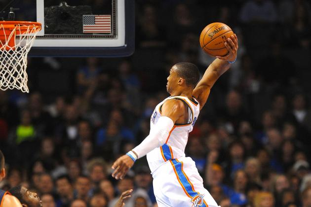 Thunder Demolish Bobcats 114-69 in Embarrassing Thrashing