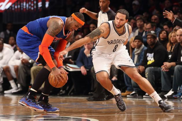 NBA.com Gamecast: Knicks vs. Nets