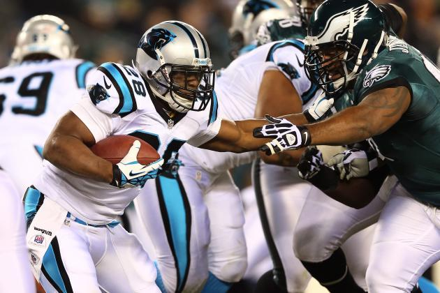Jonathan Stewart Injury: Updates on Panthers RB's Ankle