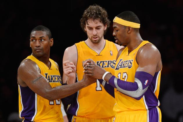 Should the Lakers Bring Pau Gasol off the Bench?
