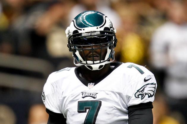 Michael Vick: Why Eagles QB Would Be Wise to Sit Out Rest of 2012