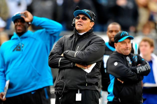 Ron Rivera: Updating Carolina Coach's Hot Seat Heading into Week 13