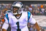Cam Newton's Big Night Leads Panthers Past Eagles
