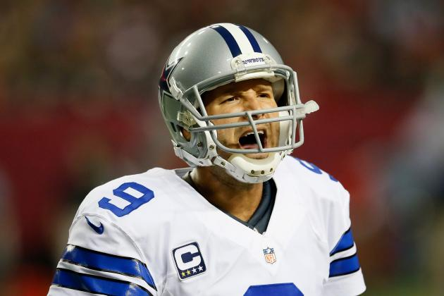 Does Tony Romo Need a Fresh Start Elsewhere?