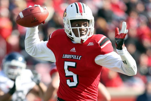 Big East Football: Louisville vs. Rutgers Preview and Predictions