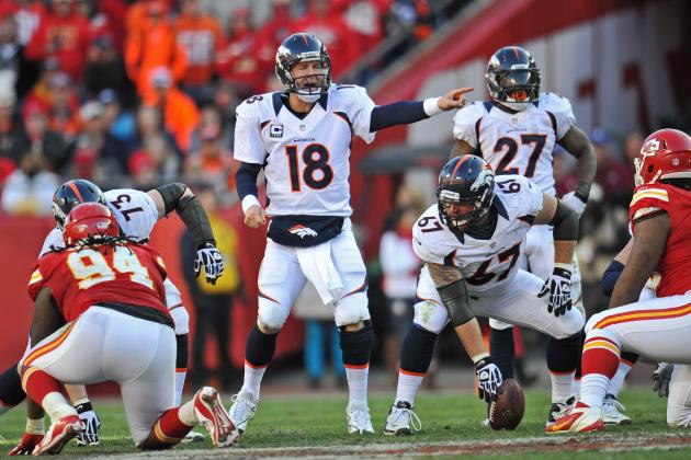 Should the Broncos Worry About Peyton Manning's Recent Performance?