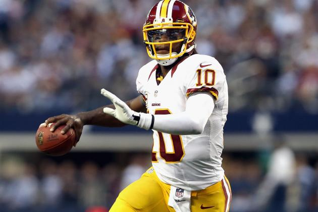 Robert Griffin III: How RG3 Will Exploit New York Giants' Weak Secondary