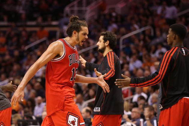 Is Chicago Bulls' Joakim Noah an NBA All-Star Lock?