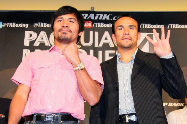 Pacquiao vs Marquez 4: What Dinamita Must Do to Control Mega-Fight