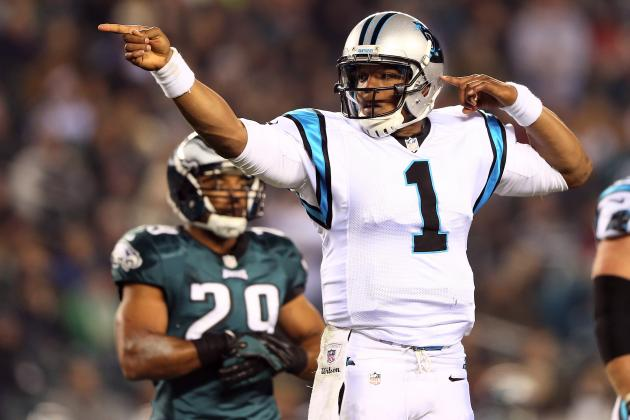 Panthers vs. Eagles: Cam Newton Shines as Carolina Finally Wins Close Game