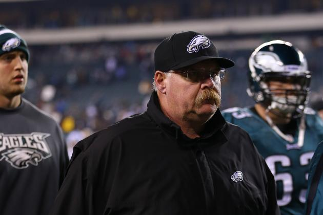 Andy Reid: Updating Eagles Coach's Hot Seat Heading into Week 13