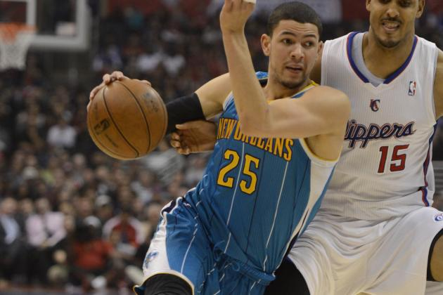 NBA Gamecast: Hornets vs. Clippers