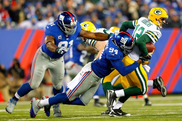 Green Bay Packers Must Learn from New York Giants Loss
