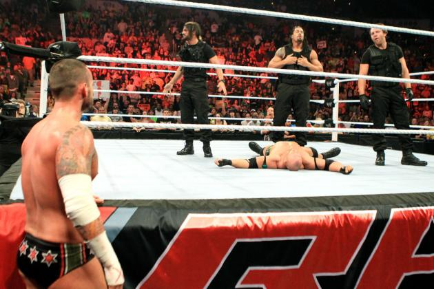 WWE Raw Results: The Shield Is Set to Carve a New Path