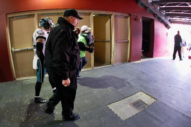 Why the Philadelphia Eagles Must Make a Complete Regime Change