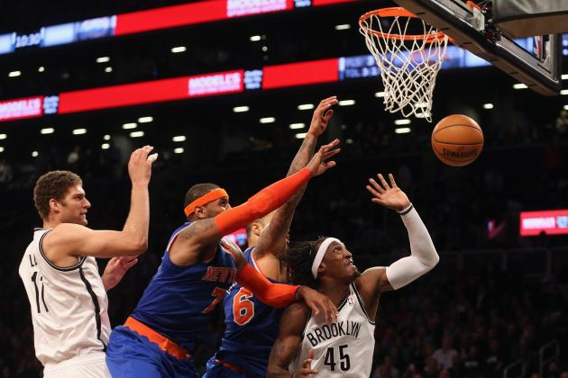 Who Has a Better Shot of Challenging Heat in Eastern Conference, Knicks or Nets?